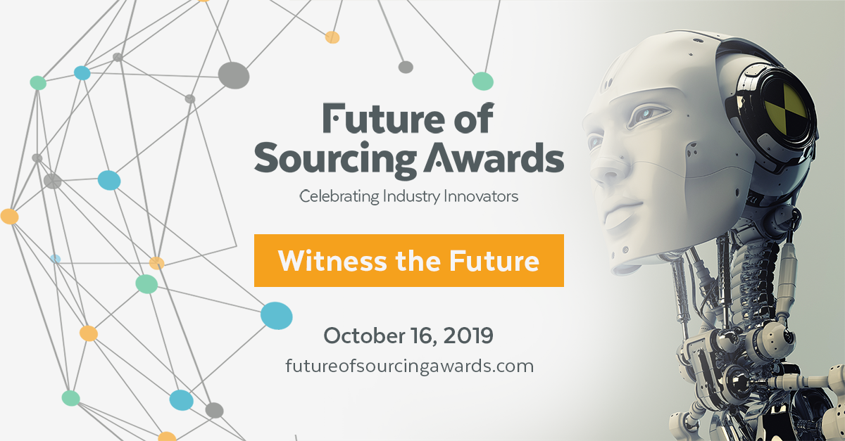 2019 Sourcing Awards
